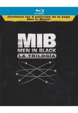 Men In Black - La Trilogia (Blu-Ray)