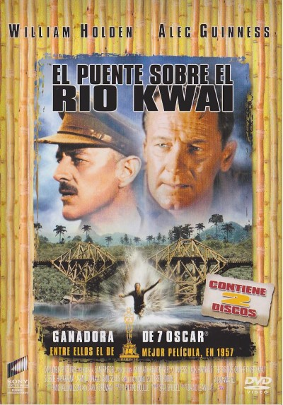 El Puente Sobre El Rio Kwai (The Bridge On The River Kwai)