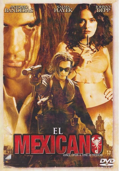 El Mexicano (Once Upon A Time In Mexico)