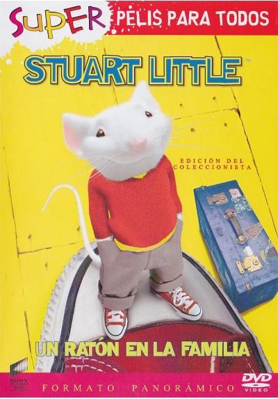 Stuart Little, Un Raton En La Familia (Ed.Coleccionista)