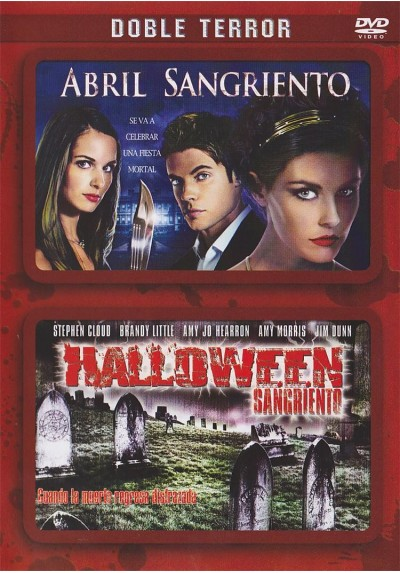 Pack Doble Terror - Abril Sangriento / Halloween Sangriento