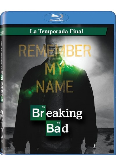 Breaking Bad - 6ª Temporada (Final) (Blu-Ray)