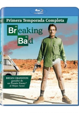 Breaking Bad - 1ª Temporada (Blu-Ray)
