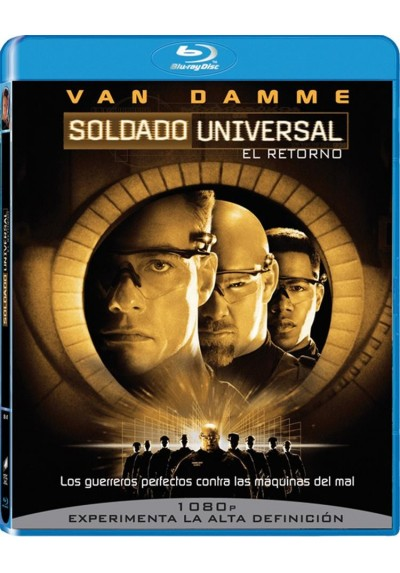 Soldado Universal : El Retorno (Blu-Ray) (Universal Soldier: The Return)
