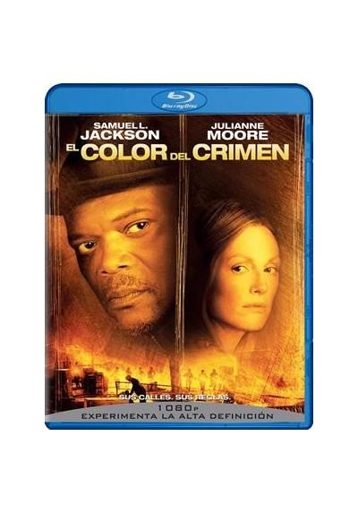 El Color Del Crimen (Blu-Ray) (Freedomland)
