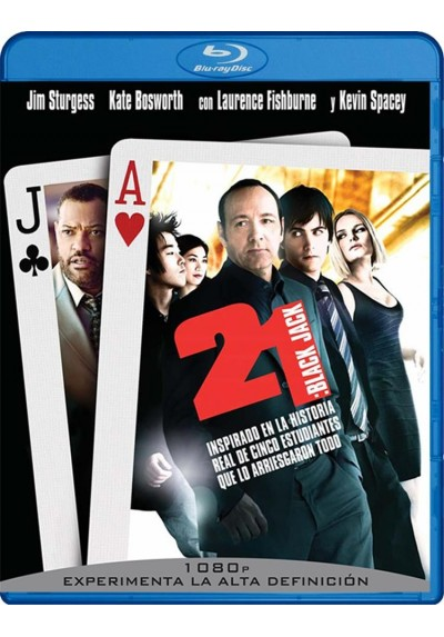 21 Black Jack (Blu-Ray)