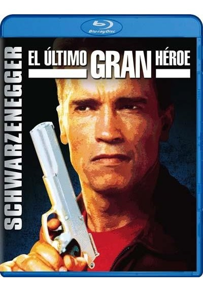 El Ultimo Gran Heroe (Blu-Ray) (Last Action Hero)