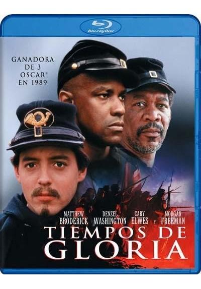 Tiempos De Gloria (Blu-Ray) (Glory)