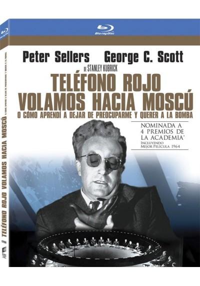 Telefono Rojo, Volamos Hacia Moscu (Dr. Strangelove) (Blu-Ray) (O-Ring)