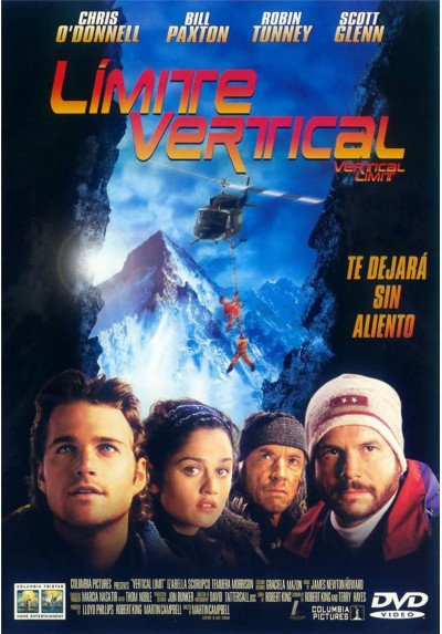Limite Vertical (Vertical Limit)