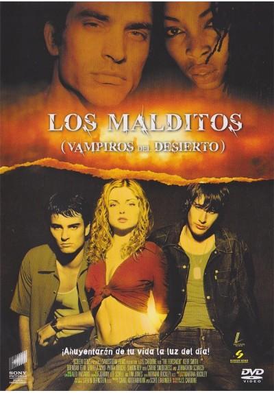 Los Malditos, Vampiros Del Desierto (The Forsaken)