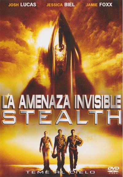 La Amenaza Invisible (Stealh)