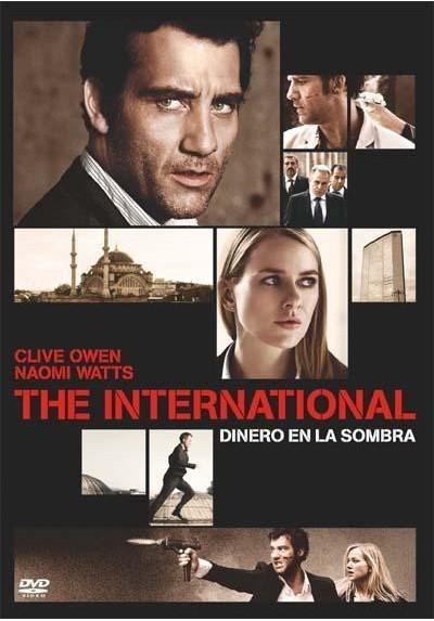The International : Dinero En La Sombra