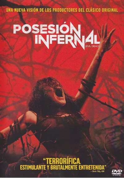 Posesion Infernal (2013) (The Evil Dead)