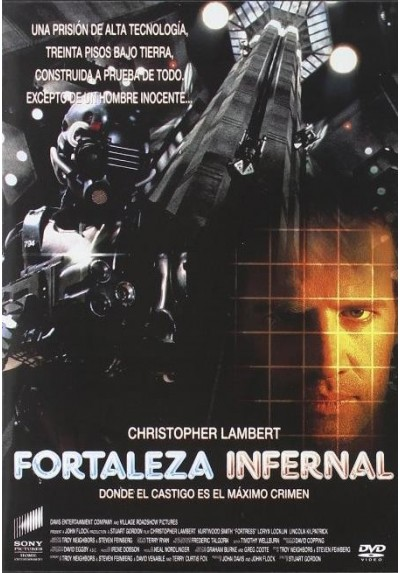 Fortaleza Infernal (Fortress)