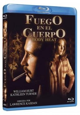 Fuego En El Cuerpo (Blu-Ray) (Body Heat)