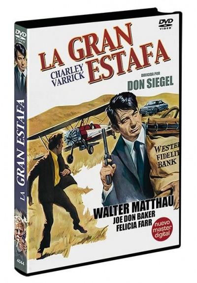 La Gran Estafa (1973) (Charley Varrick)