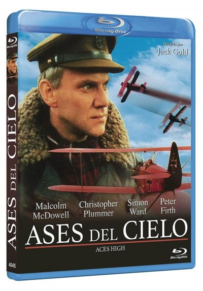 Ases Del Cielo (Blu-Ray) (Aces High)
