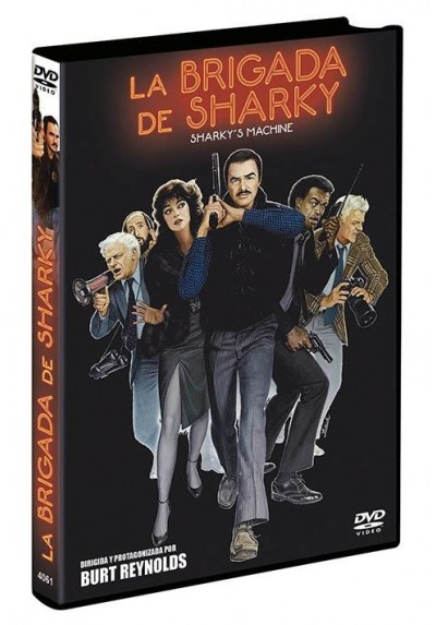 La Brigada De Sharky (Sharky'S Machine)