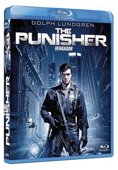 The Punisher (Vengador) (Blu-Ray)