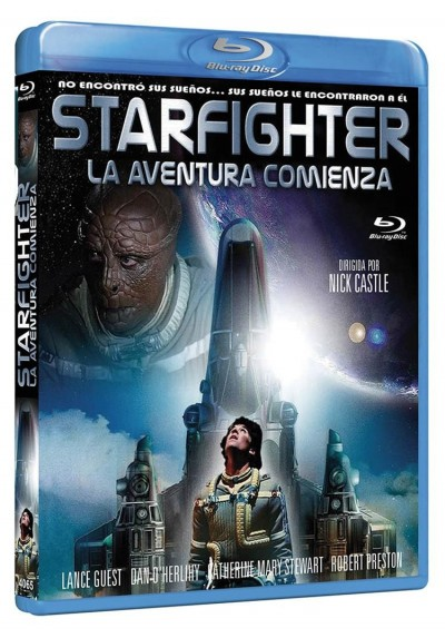 Starfighter : La Aventura Comienza (Blu-Ray) (The Last Starfighter)
