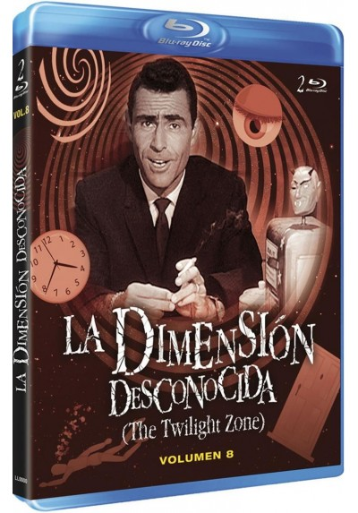 La Dimension Desconocida - Vol. 8 (Blu-Ray) (The Twilight Zone)