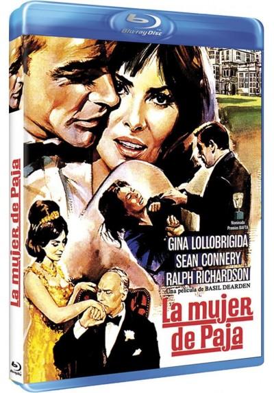 La Mujer De Paja (Blu-Ray) (Woman Of Straw)