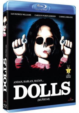 Dolls (Muñecas) (Blu-Ray)