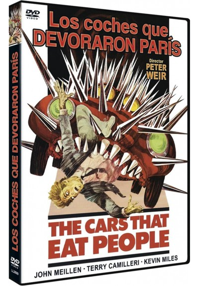 Los Coches Que Devoraron Paris (The Cars That Eat People)