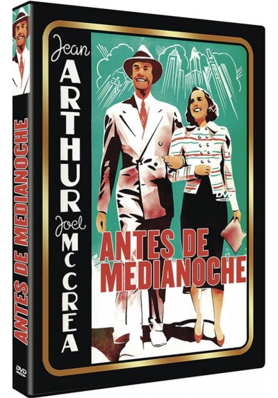 Antes De Medianoche (Adventure In Manhattan)