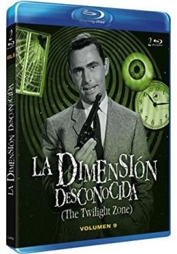 La Dimension Desconocida - Vol. 9 (Blu-Ray) (The Twilight Zone)
