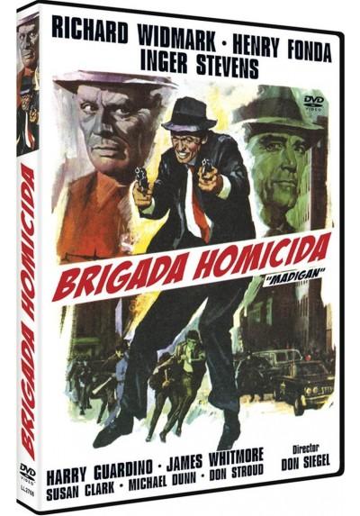 Brigada Homicida (Madigan)