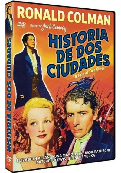 Historia De Dos Ciudades (1935) (A Tale Of Two Cities)