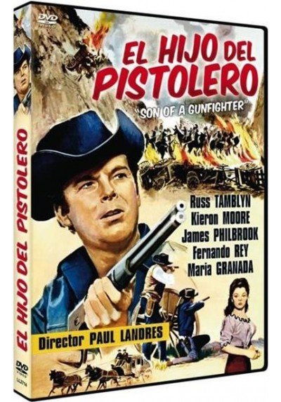 El Hijo Del Pistolero (Son Of A Gunfighter)