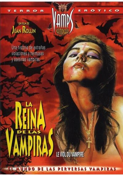 La Reina De Las Vampiras (Le Viol Du Vampire)