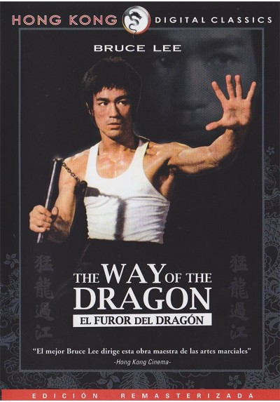 El Furor El Dragon (The Way Of The Dragon)