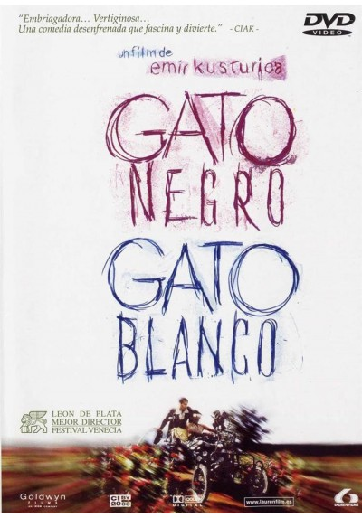 Gato Negro, Gato Blanco (Black Cat, White Cat)