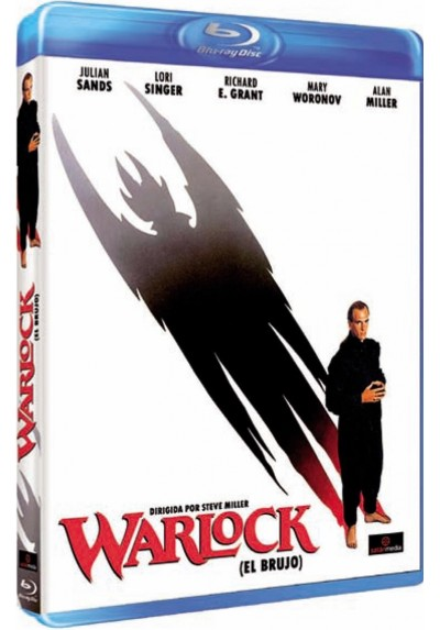 Warlock, El Brujo (Blu-Ray)