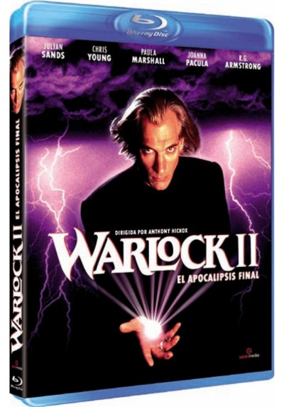 Warlock II, El Apocalipsis Final (Blu-Ray) (Warlock: The Armageddon)