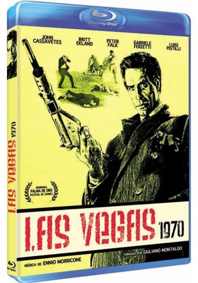 Las Vegas 1970 (Blu-Ray) (Gli Intoccabili)