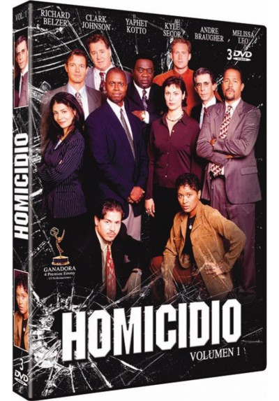 Homicidio - Vol. 1 (Homicide: Life On The Street)
