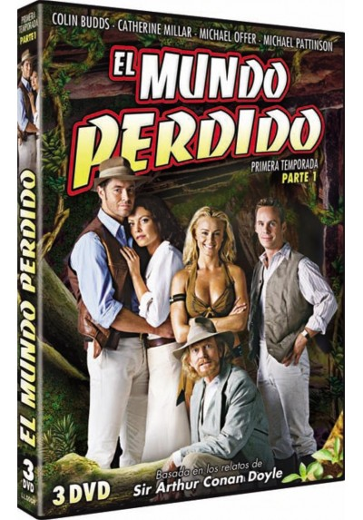 El Mundo Perdido : 1ª Temporada - Vol. 1 (The Lost World)