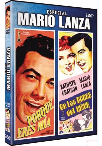 Pack Especial Mario Lanza