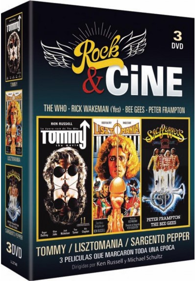 Pack Rock & Cine