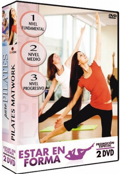Pack Pilates Matwork / Pure Pilates