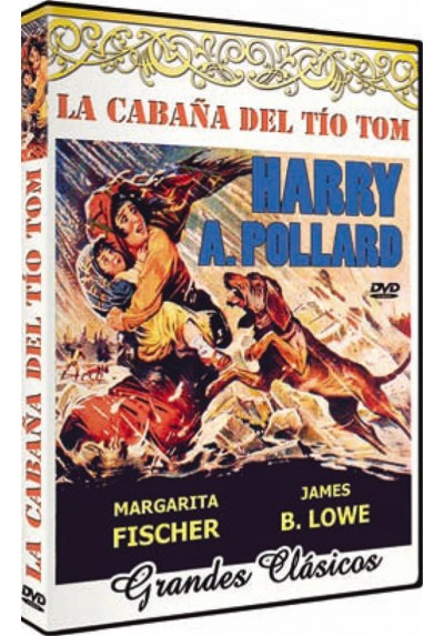 La Cabaña Del Tio Tom (1927) (Uncle Tom'S Cabin) (Nueva Edicion)