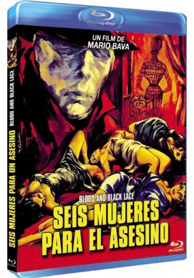Seis Mujeres Para El Asesino (Blu-Ray) (Sei Donne Per L'Assassino)
