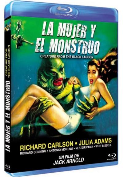 La Mujer Y El Monstruo (Blu-Ray) (Creature From The Black Lagoon)