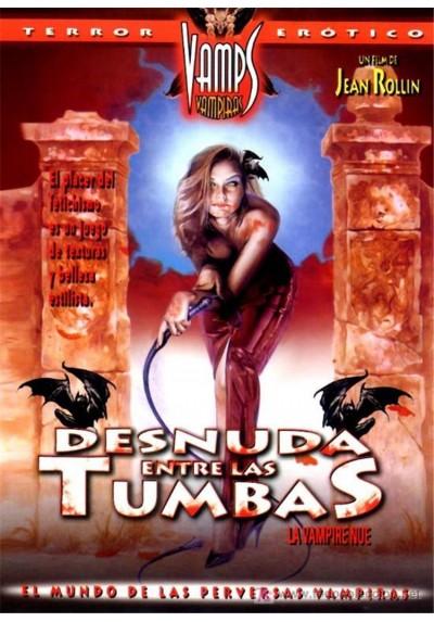 Desnuda entre las tumbas (La Vampire Nue) (1969)