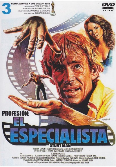 Profesion : El Especialista (The Stunt Man)